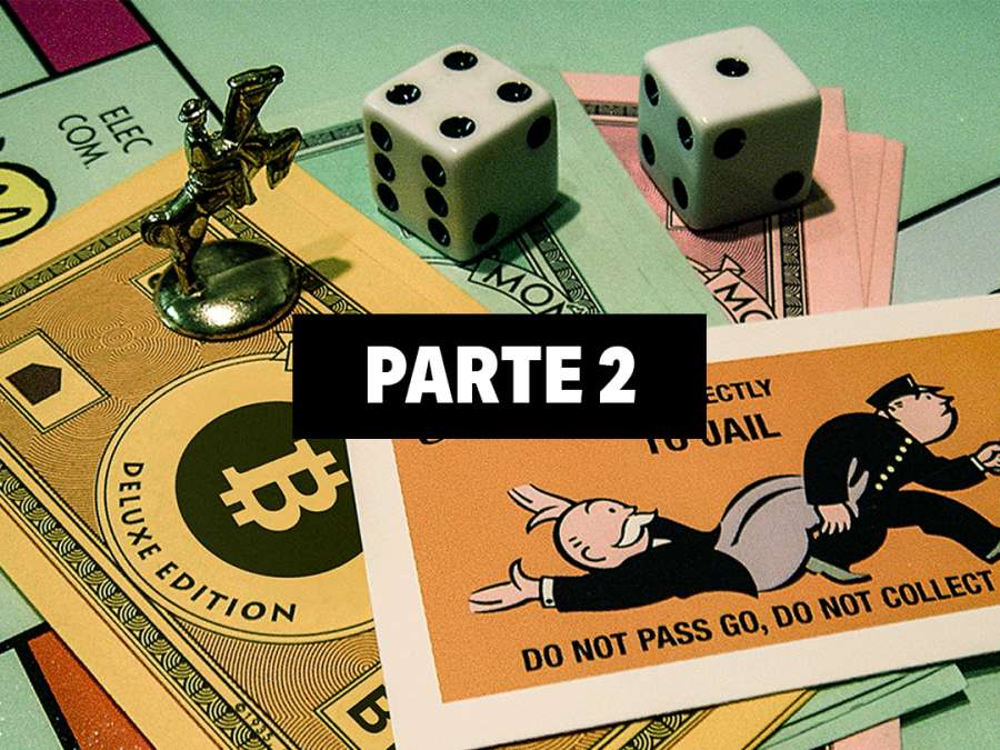 Understanding the Blockchain with Monopoly – Chapter 2