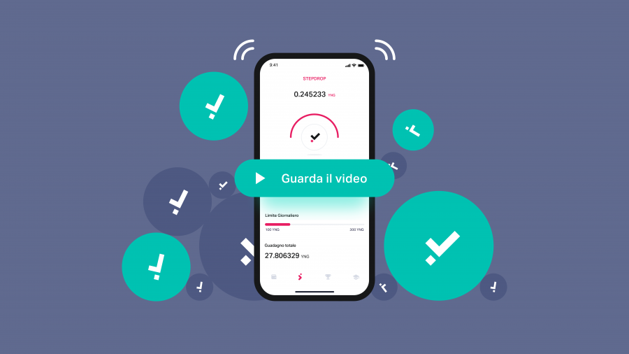 STEPDROP UPDATE: Shake e Video adesso disponibili!