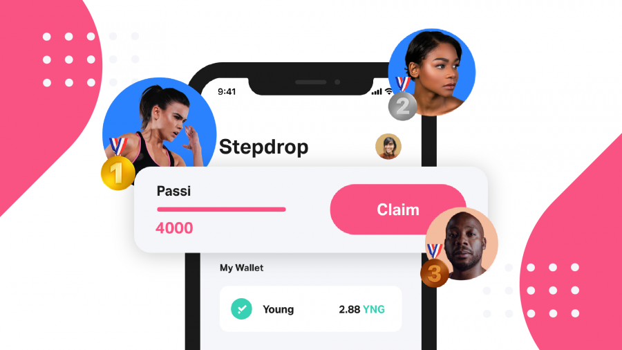 New Features in Stepdrop
