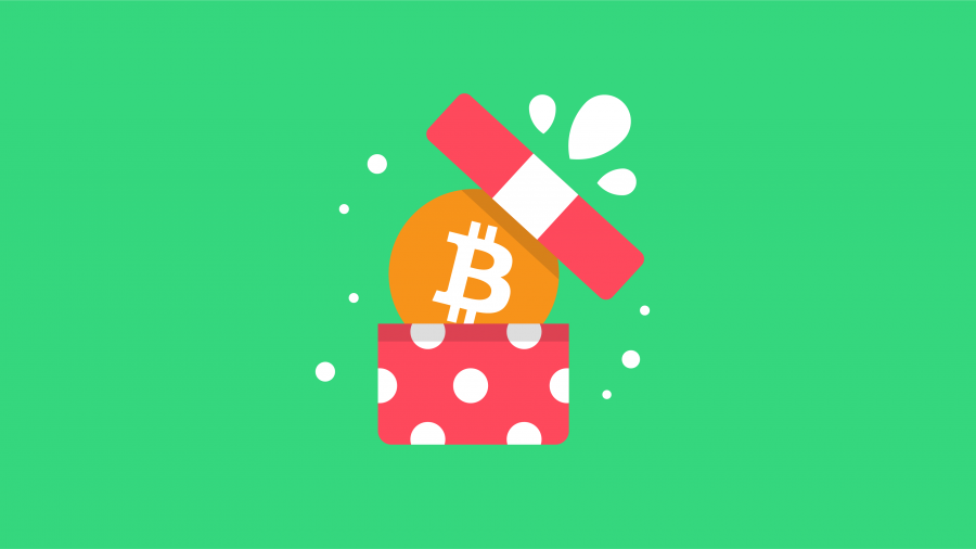 Give Bitcoin for Christmas with Young!