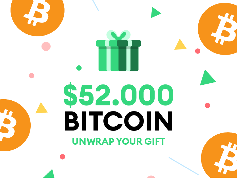 There's a gift for you!